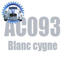 Atomiseur de peinture 400 ML net blanc cygne AC093