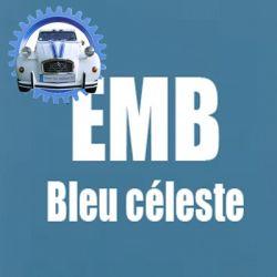 Atomiseur de peinture 400 ML net bleu celeste EMB
