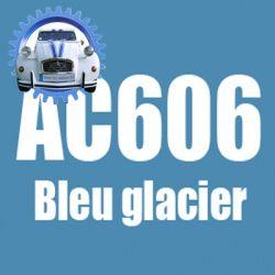 Atomiseur de peinture 400 ML net bleu glacier AC606