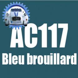 Atomiseur de peinture 400 ML net bleu brouillard AC117