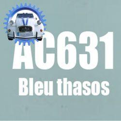 Atomiseur de peinture 400 ML net bleu thasos AC631