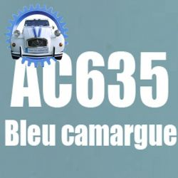 Atomiseur de peinture 400 ML net bleu camargue AC635