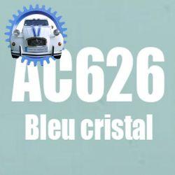 Atomiseur de peinture 400 ML net bleu cristal AC626