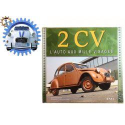 Catalogue 2cv l'auto aux mille visages