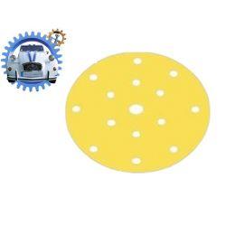 Disque velcro 15 trous diamètre 150 mm GR150
