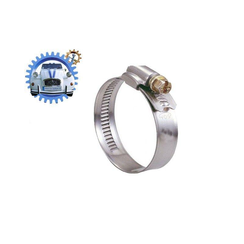 Collier de serrage 60-80mm largeur 9