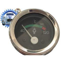 Indicateur 12 volts gradué de température d'huile moteur
