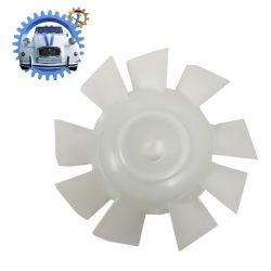 Ventilateur moteur 602cc 9 pales translucides
