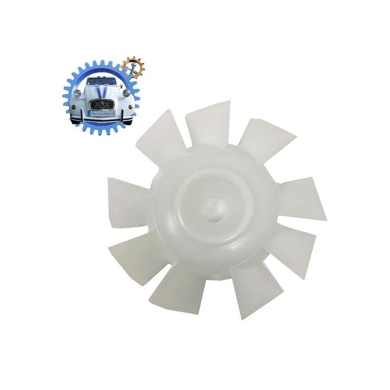 Fan blade 602cc 9 vanes translucent