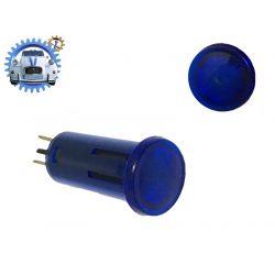 Voyant bleu 12V pour tableau de bord