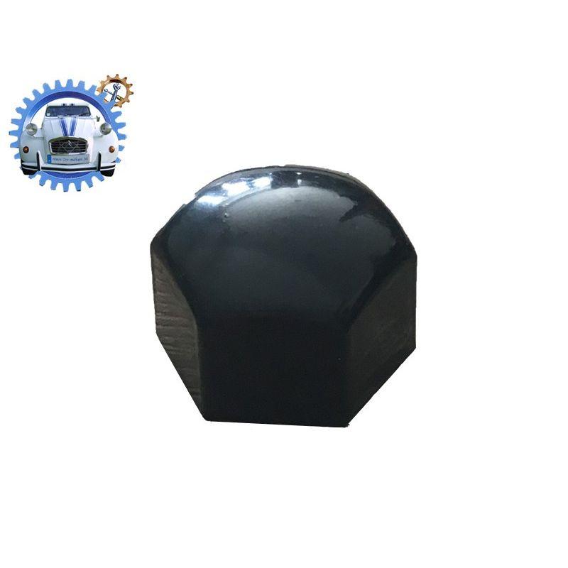 Capuchon d'écrou de roue noir d'origine
