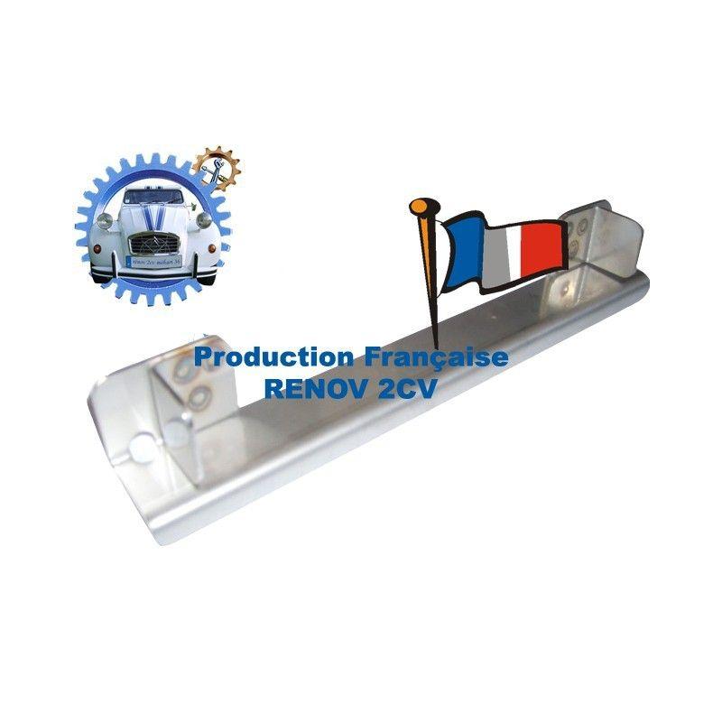 Bride batterie dyane acadiane méhari INOX qualite superieure