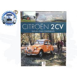 Catalogue Citroen 2cv sur les cinq continents