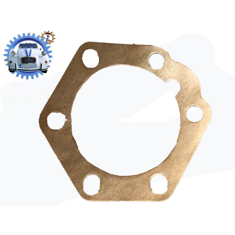 Joint papier pompe a huile 2cv4 et Dyane4 moteur 435cc
