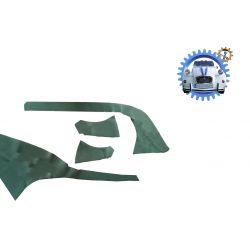 Kit habillage interieur pour Dyane sans 3ème vitre couleur GRIS