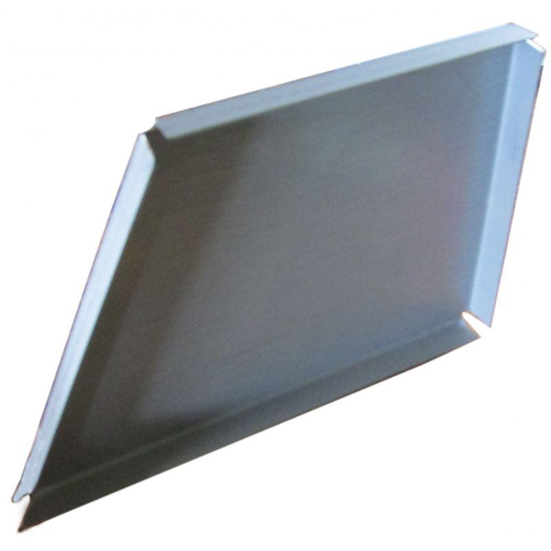 Renfort cloison verticale gauche dans caisson sous banquette arrière