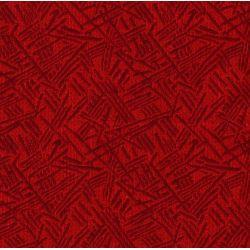 Garniture banquette arrière Ami8 rabattable batonnet rouge