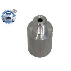 Adaptateur pour transducteur de pression d'huile moteur M12 X 125