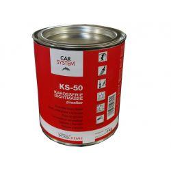 Mastic PU pot de 1 kilo application pinceau
