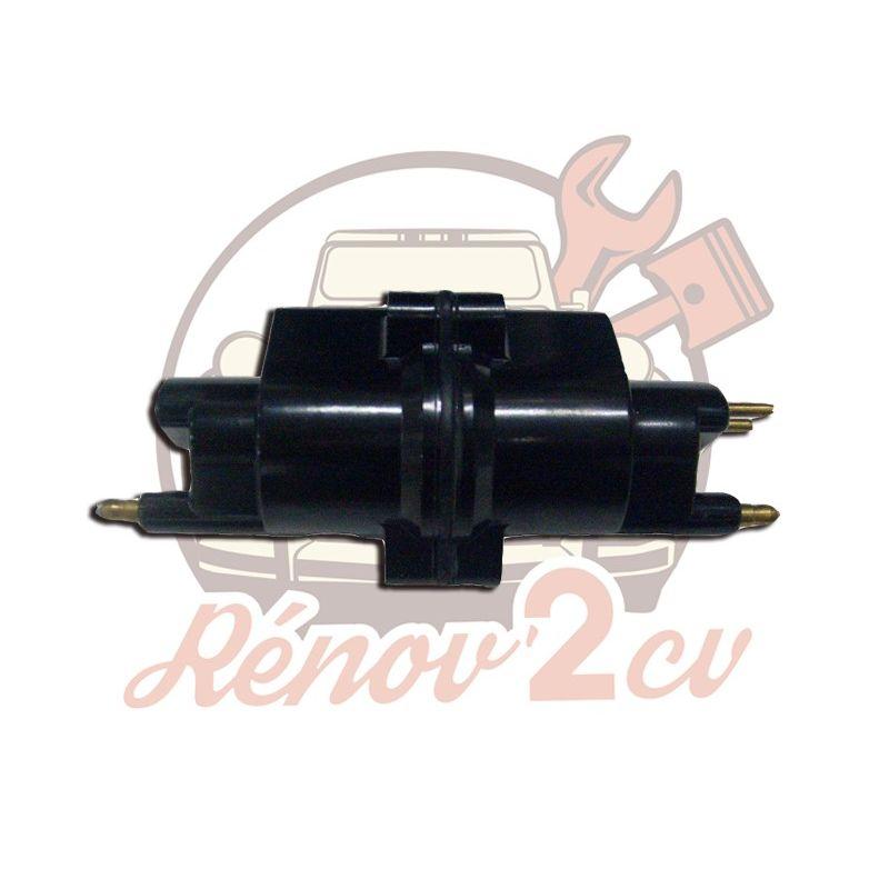 Ignition coil 12 Volts 2cv mehari dyane acadiane
