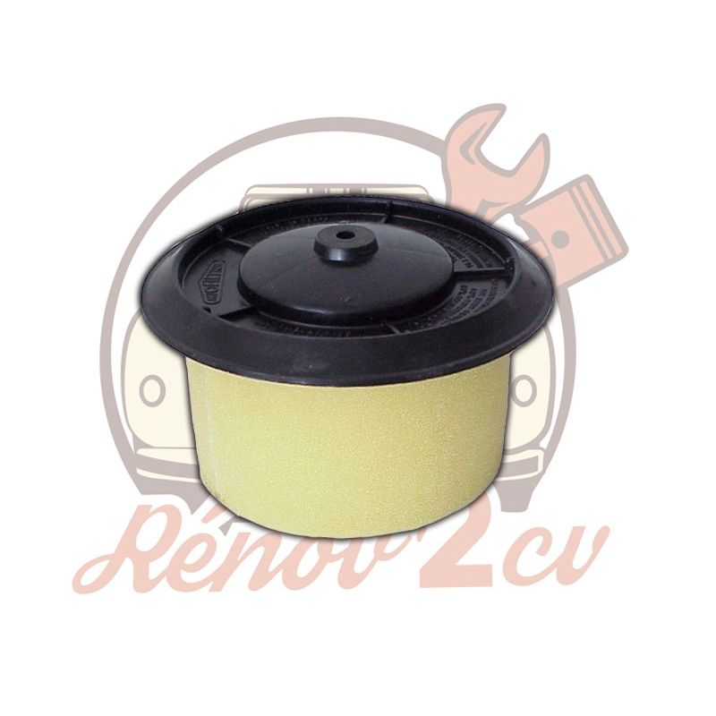 Complete air filter 2cv4 méhari dyane 115mm
