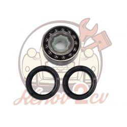 Kit roulement de roue avant D72mm 2cv, méhari et dyane Pour un côté