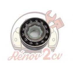 Roulement de roue 2cv Méhari Dyane 72mm ext