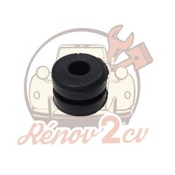 Rubber pad for gearbox connecting rod