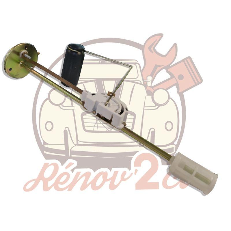 Rheostat de reservoir pour 2cv camionnette 6 volts compteur VEGLIA