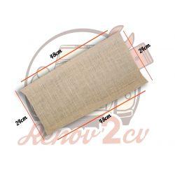 Seat base fabric 2cv mehari dyane acadiane