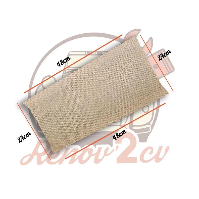Tessuto cuscino del sedile 2cv mehari dyane acadiane