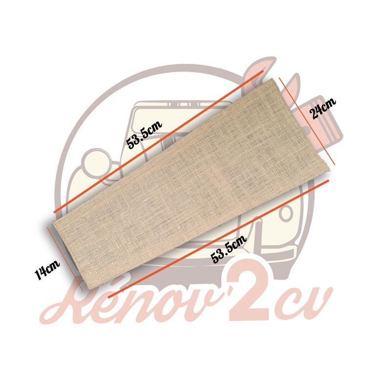 Backrest fabric 2cv mehari dyane acadiane