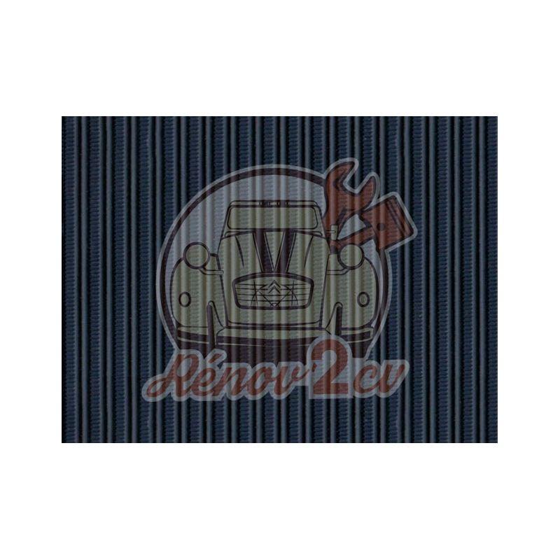 Cappotta 2cv blu marino tela rinforzata