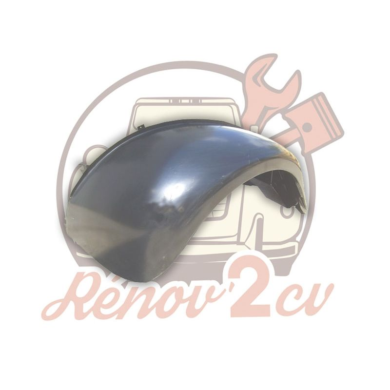 Front wing for left side 2cv early model