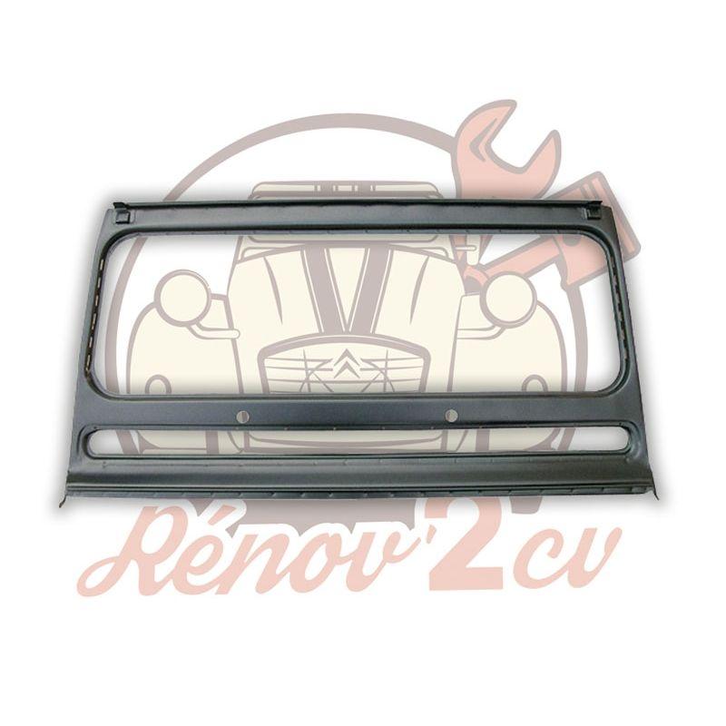 Complete windscreen frame 2cv
