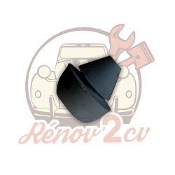 Holding bonnet rubber 2cv for bumpers