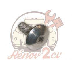 Screws for bumper 2cv and side panel mehari