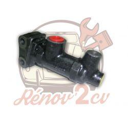 Maitre cylindre simple circuit sortie m9x125/m12