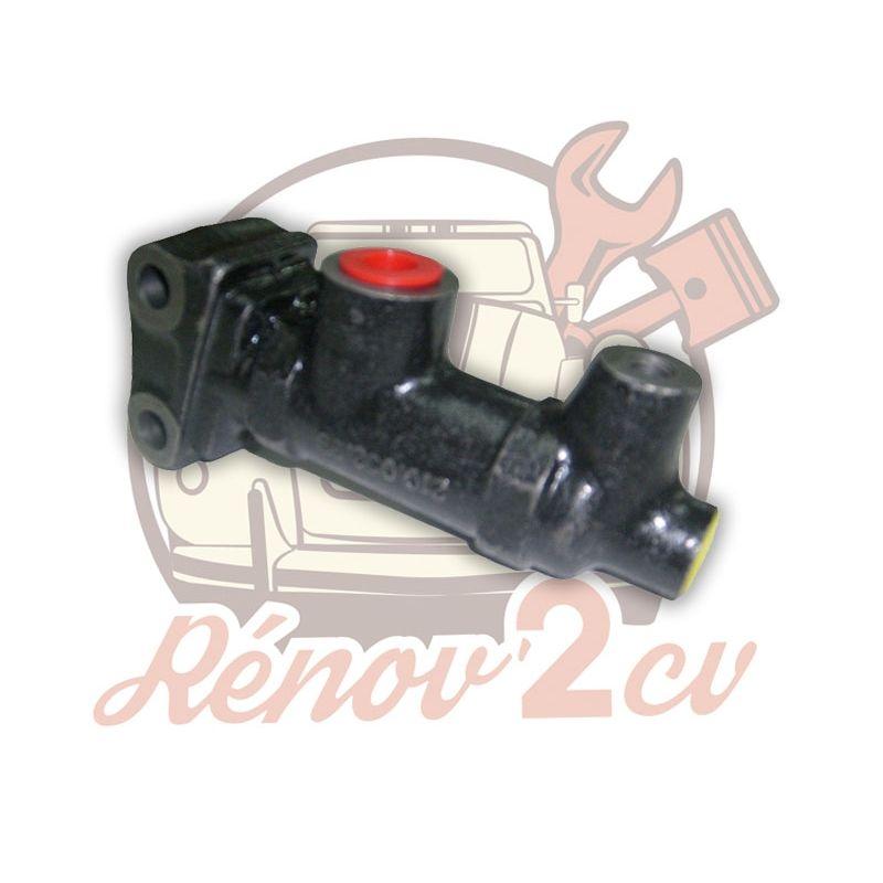 Pompa freno semplice circuito uscita m9x125/m12