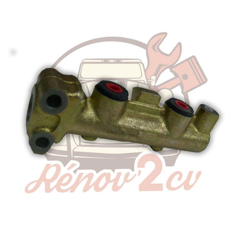 Pompa freno doppio circuito m8x125 lockheed 2cv méhari dyane