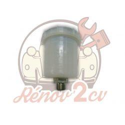 Reservoir maitre cylindre 2cv dyane méhari simple circuit