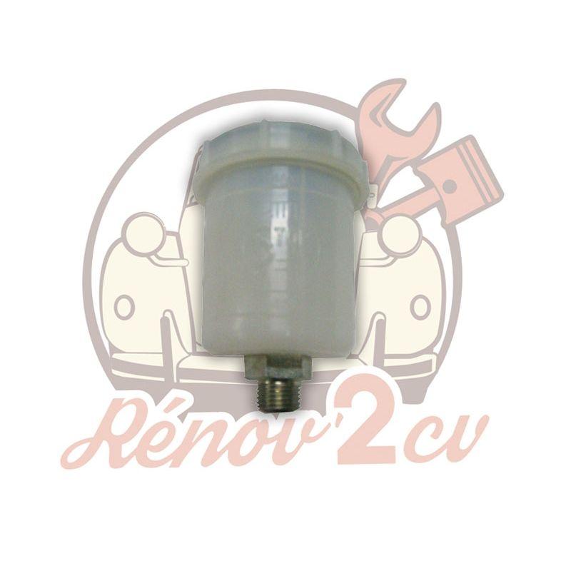 Vaschetta liquido freni per pompa freno semplice circuito 2cv dyane méhari