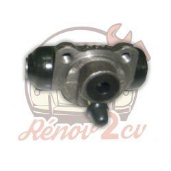 Cylindre de roue arriere 2cv m10 raccord banjo