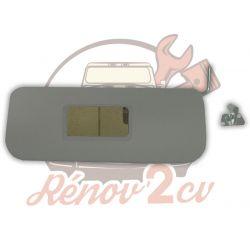 PARE SOLEIL 2CV GRIS PASSAGER