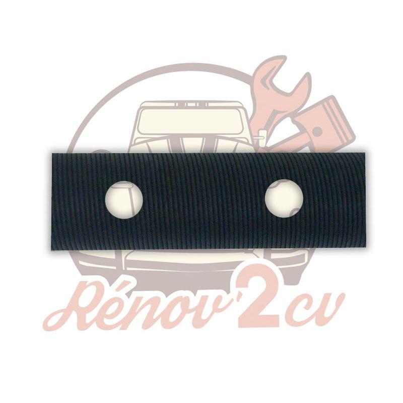 Front rack rail rubber 2cv