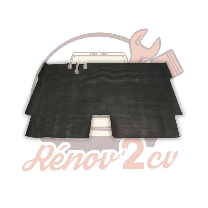 Front rubber mat 2cv old model