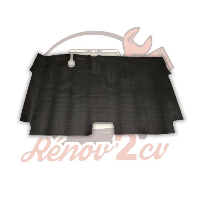 Front rubber mat 2cv latest model