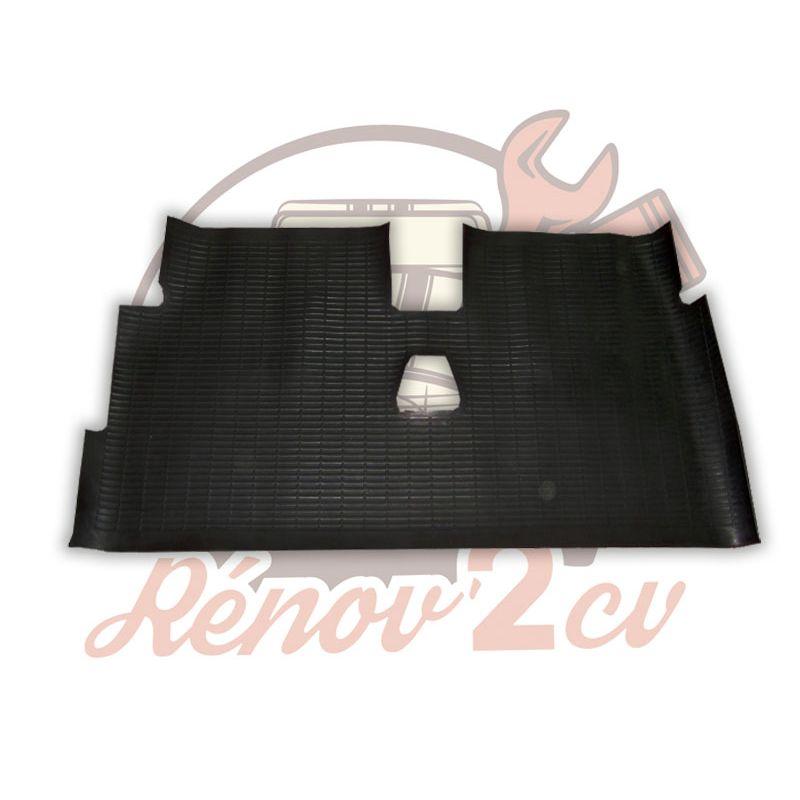 Rear rubber mat 2cv latest model