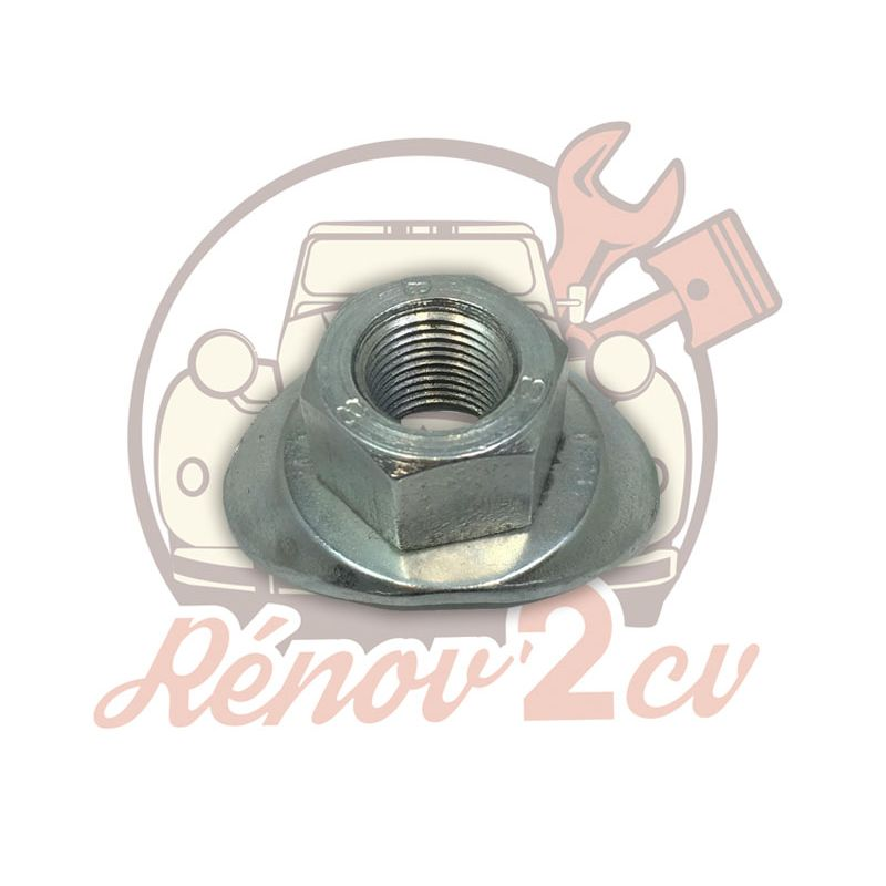 Ecrou de roue 2cv mehari dyane acadiane