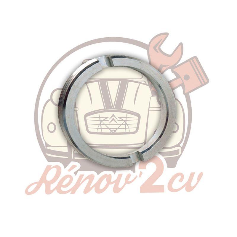 Bague ecrou de roue 2cv mehari dyane 72mm  premier prix